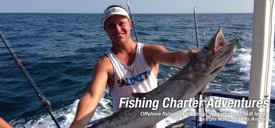 Captain brian morgan 39 s fishing adventures tampa bay for Fishing charters mexico beach fl